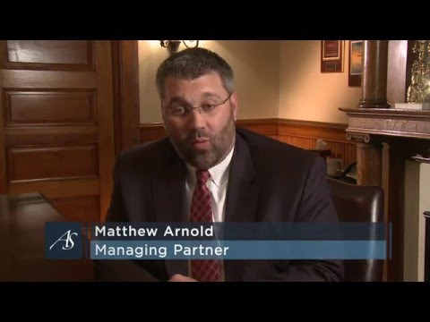 "Charlotte Divorce Attorney Matthew R. Arnold of Arnold & Smith, PLLC answers the question ""My wife and I are not getting along If I leave the house, can she get..."