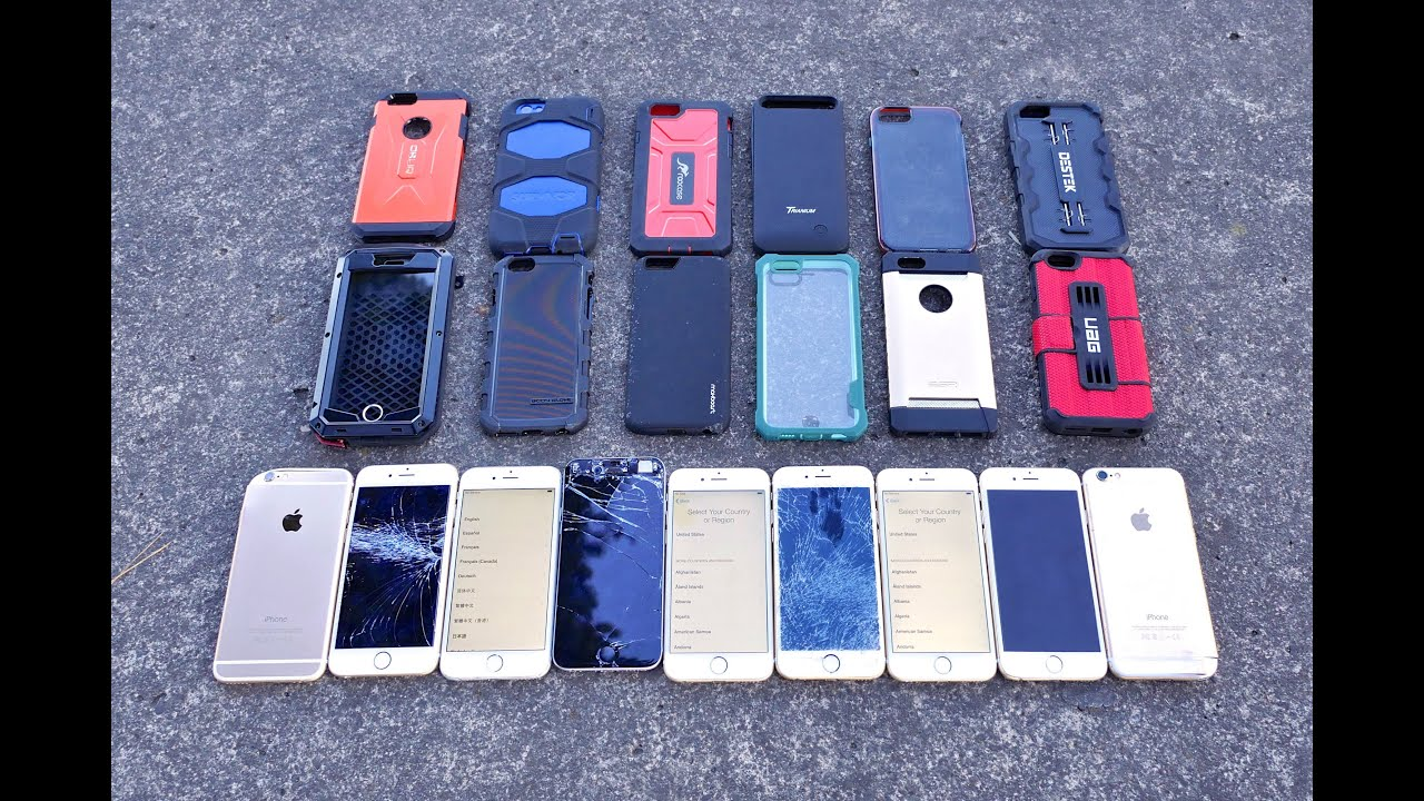 top 12 iphone 6s cases drop test most durable iphone 6s case