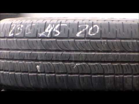 used tires all brands