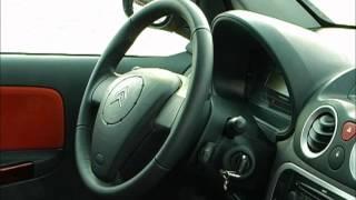Тест-драйв Citroen C2 VTS 2008