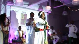 Yared Band, Ethiopian Traditional music group in Oslo - የያሬድ የባህል ሙዚቃ ቡድን በ ኦስሎ