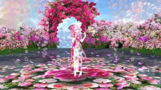 MMD Tda Luka 夢と葉桜 Rose Garden
