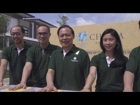 Tropicana Aman - Cheria Residences Show Houses Official Opening