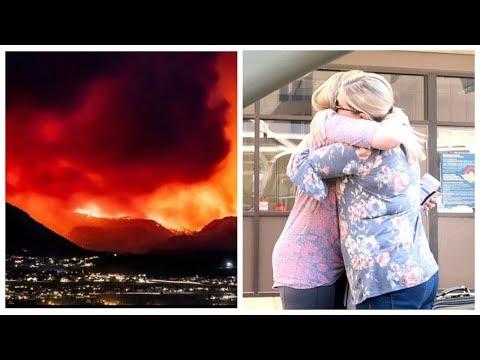 Utah's Biggest Fire #MOMLIFE