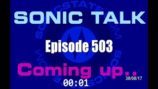 Sonic TALK 503 - Just a MiniBrute and A.I.