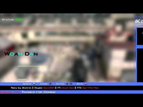 Free iKonroi V5 Challenge Lobby! Unlock All, Mw2 TU8 Mod Menu RGH\JTAG