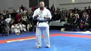 Сергей Бадюк.  Яростный кулак-Тамесивари