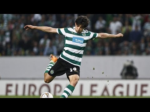 Matías Fernández ● Sporting Clube de Portugal ● All 19 Goals