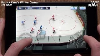Game Plan 456 Хоккей. Россия - Финляндия