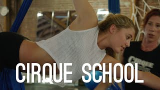 Cirque School - Tightrope Walking | Lia Marie Johnson