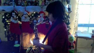 Silent Night on the Alto Sax, 6th Grade Middle School Alto Saxophone