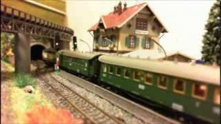 Modellbahn, Spur Z, Z Scale (lange Version)