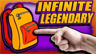 SH00T this BACKPACK for INFINITE LEGENDARY GEAR!! How to FREEZE the LOOT TINK! BORDERLANDS 3