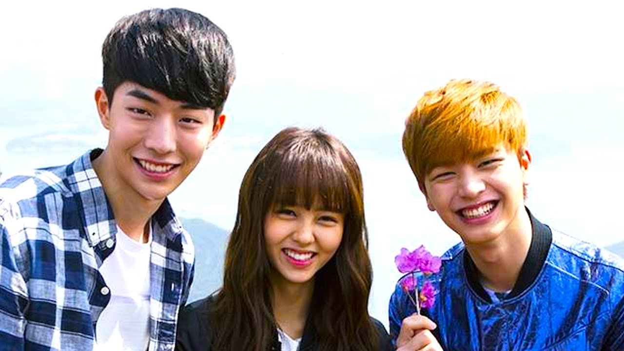 School 2015 Who Are You New Korean Drama! - YouTube
