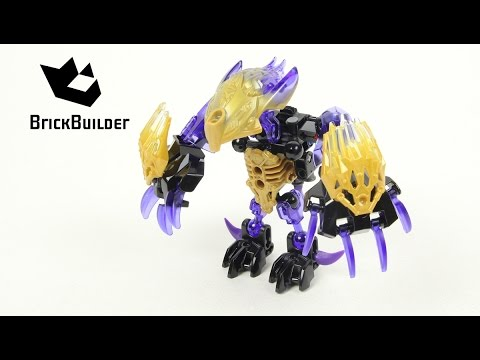 Lego Bionicle 71304 Terak - Creature of Earth - Lego Speed build