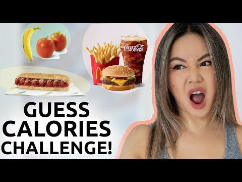 Guess Calories With Me | Which Has More Calories? ��