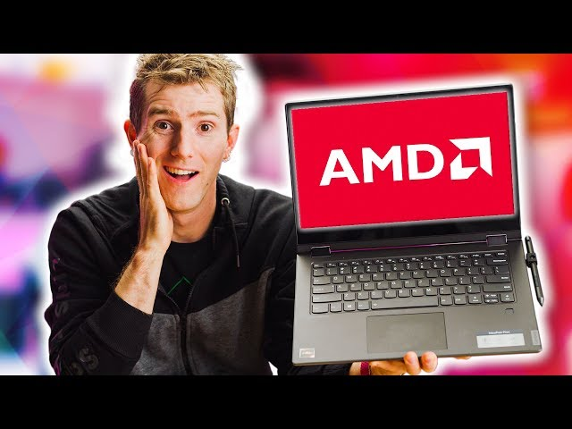 AMD is Making Laptops Affordable
