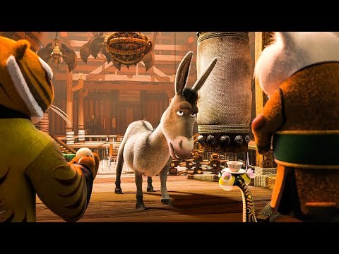 Shrek & Kung Fu Panda 'Not Yourself' Trailer (2018) HD