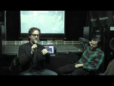 Antelope Audio presents Greg Wells at Westlake Pro