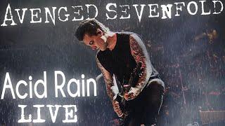A7X - Acid Rain Live 2015