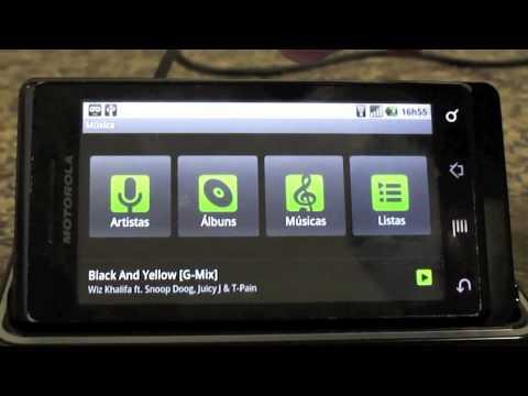 Motorola Milestone A853 Review - iCoizas