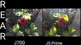 samsung galaxy j5 prime vs j7 camera review