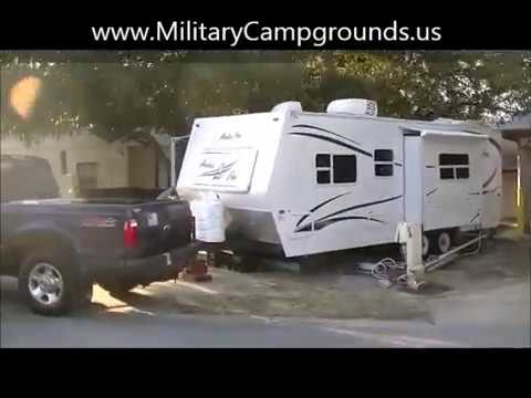 Video Tour of Destin Army Infantry Center Recreation Area, FL