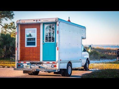 Box Truck Tiny House 3