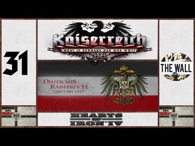 Deutsches Kaiserreich - HOI 4 Kaiserreich Impero Tedesco [Gameplay ITA #31]