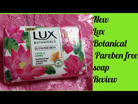 New Lux Botanicals Glowing skin soap Review and Demo (Hindi)#My Style