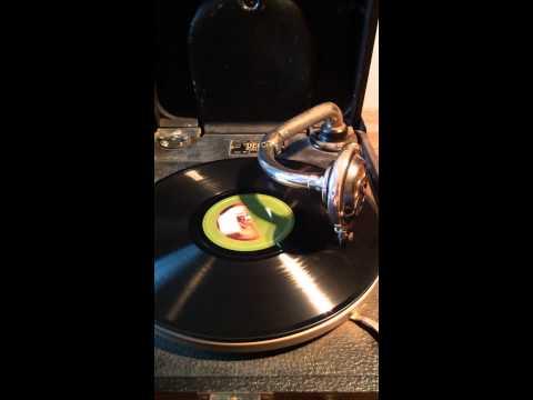 Disco gramófono. Cavallería rusticana. (Mascagni)