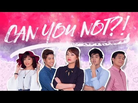 Can You Not?!  The Full Webseries