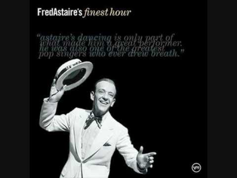 Клип Fred Astaire - Steppin' Out With My Baby