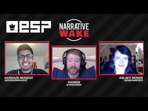 Narrative Wake Episode 31: Side Lane Preoccupation (feat. Hussain Moosvi)