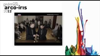 Prémios Arco-Íris 2012 - Cândida Pinto, 'Momentos de Mudança - Ivo e Hélder: o Casamento'