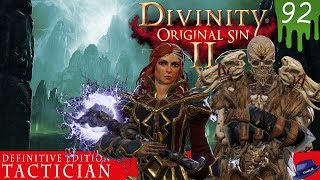 DRIFTWOOD ARENA - Part 92 - Divinity Original Sin 2 DE - Tactician Gameplay