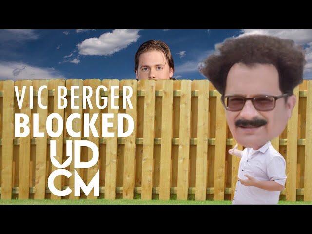 Vic Berger IV (Super Deluxe, Trump, Jim Bakker Vine Vids) Blocked Us!