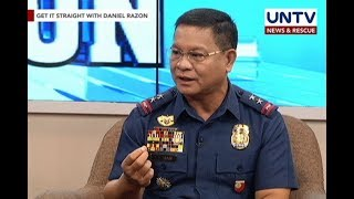 PNP-CIDG denies cutting off CCTV and detonating grenade inside the Parojinog compound