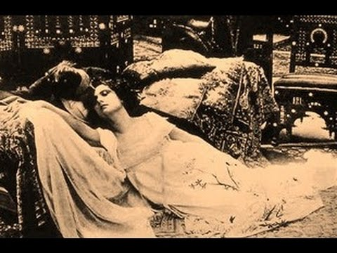LA TRAVIATA (Silent Film, 1915)    :: Francesca Bertini ::