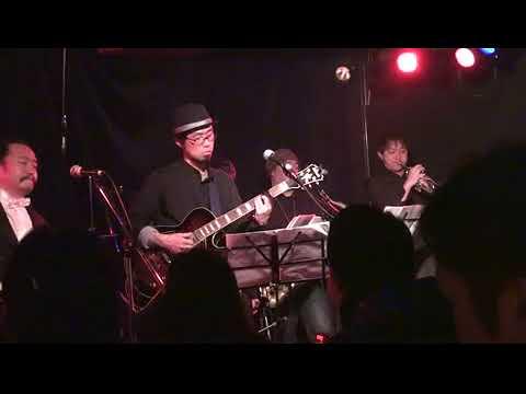 Joe Liggins & The Honeydrippers - Sentimental Lover(Cover)