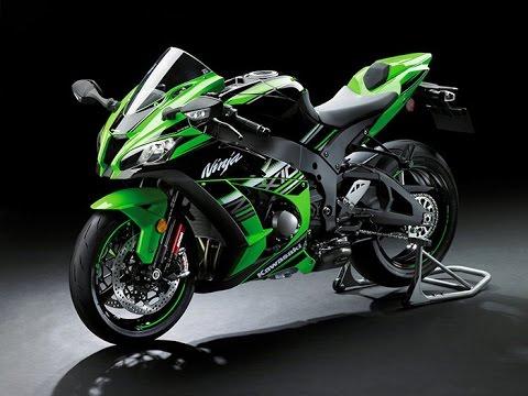 2016 Kawasaki Ninja Zx 10r Abs Kawasaki Racing Team Edition Youtube
