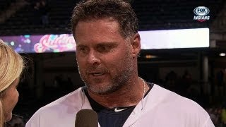 Giambi on ninth career walk-off home run