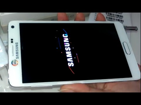 Unboxing: Samsung Galaxy Note 4: China Model (SM-N9100) - Duos