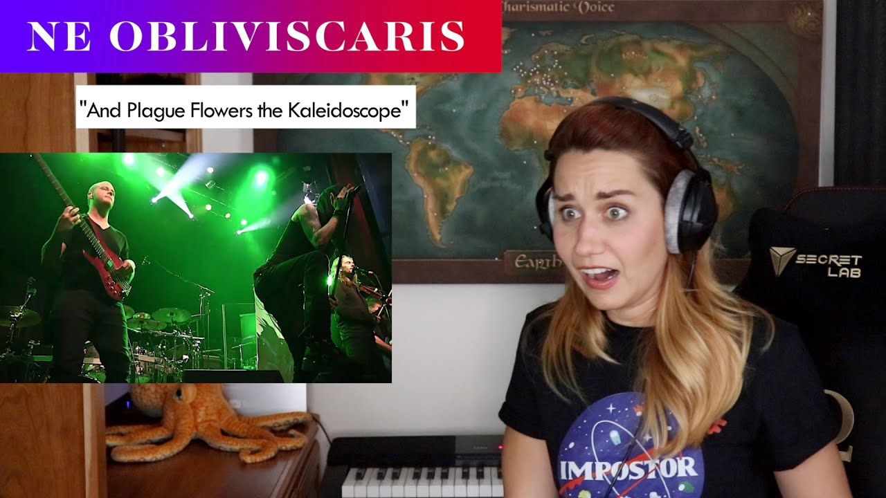 "Ne Obliviscaris ""And Plague Flowers the Kaleidoscope""REACTION & ANALYSIS by Vocal Coach/Opera Singer"