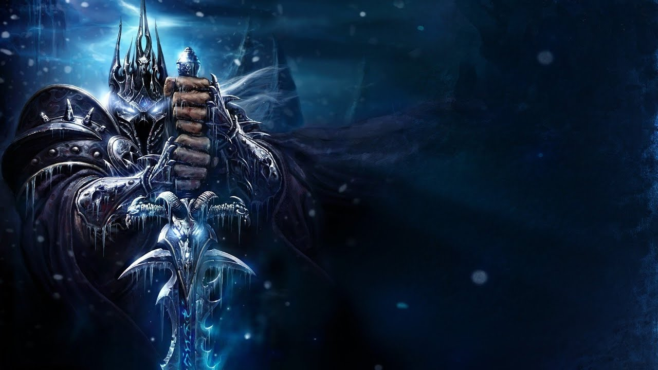 Fall Of The Lich King Wallpaper World Of Warcraft Wrath Of The Lich King Ost Patch 3 1