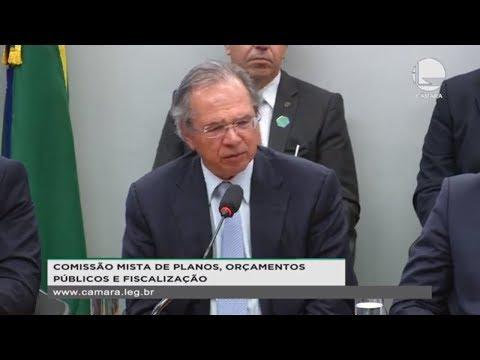 comissão-mista-de-orçamento---paulo-guedes,-ministro-da-economia---25/09/2019---14:40