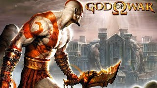 GOD OF WAR 1 JOGANDO NO HARD - AO VIVO