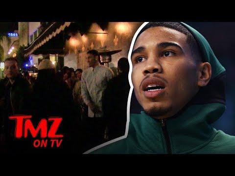 NBA Star Denied Entry To Club! | TMZ TV