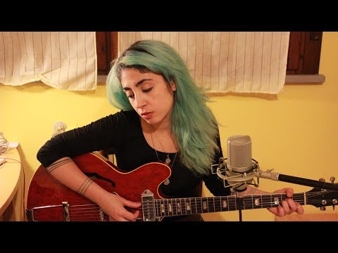 Alice Green - While My Guitar Gently Weeps (Beatles cover)