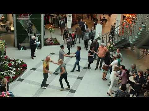 International Rueda de Casino Multi Flash Mob 2017 - Rostock
